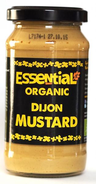 Mustar Dijon bio 200g 0