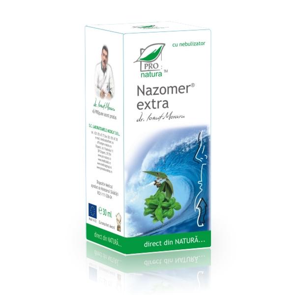 Nazomer extra, 30ml nebulizator, Medica 0