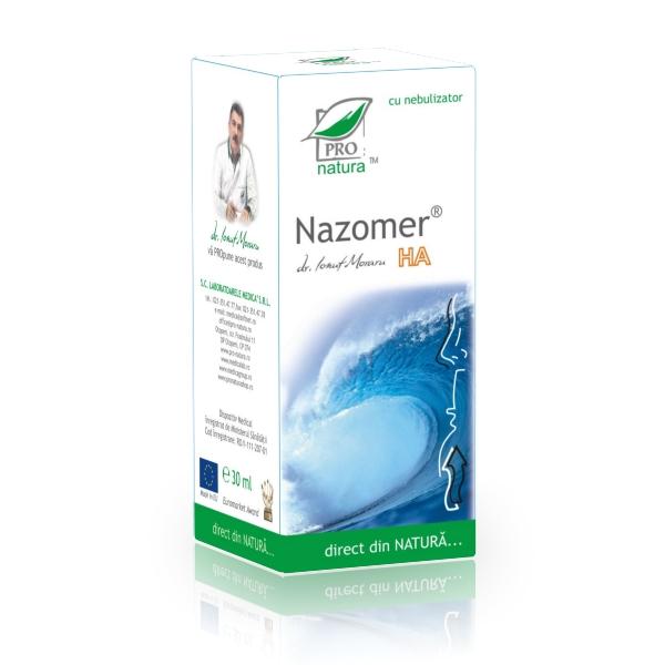 Nazomer ha-acid, 30ml nebulizator, Medica 1