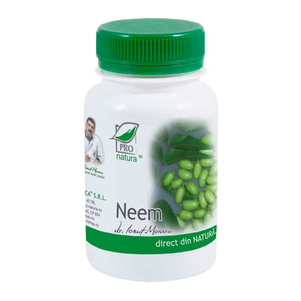 Neem, 60 capsule, Medica [0]
