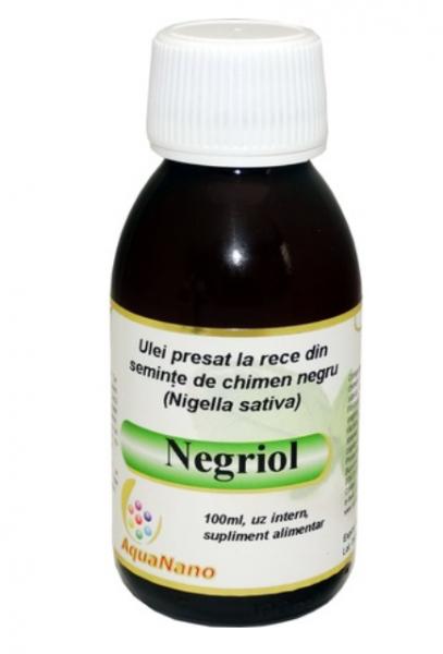 Ulei de Negrilica Presat la Rece Negriol 100ml, Aghoras Invent 0