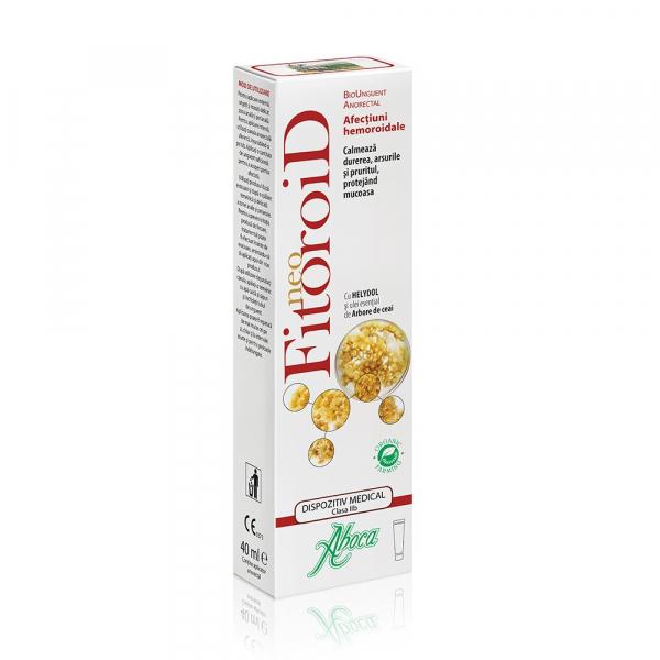 NeoFitoroid Bio unguent, 40 ml, Aboca 0