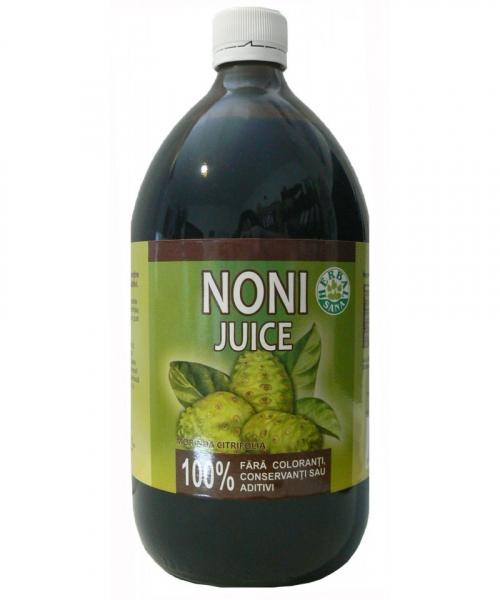 Noni Juice, 1l, Herbalsana 0
