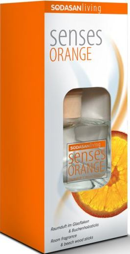 Odorizant de camera bio cu portocala 0