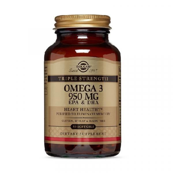 Omega 3 (putere tripla) 50cps moi [0]