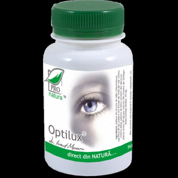 Optilux, 200 capsule, Medica 0