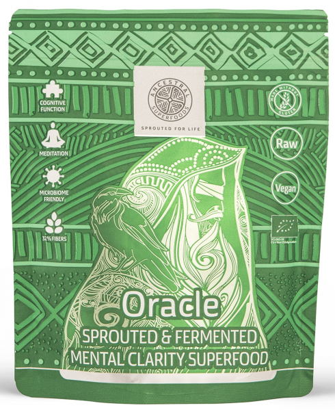 ORACLE Mental Clarity Superfood mix bio 200g 0