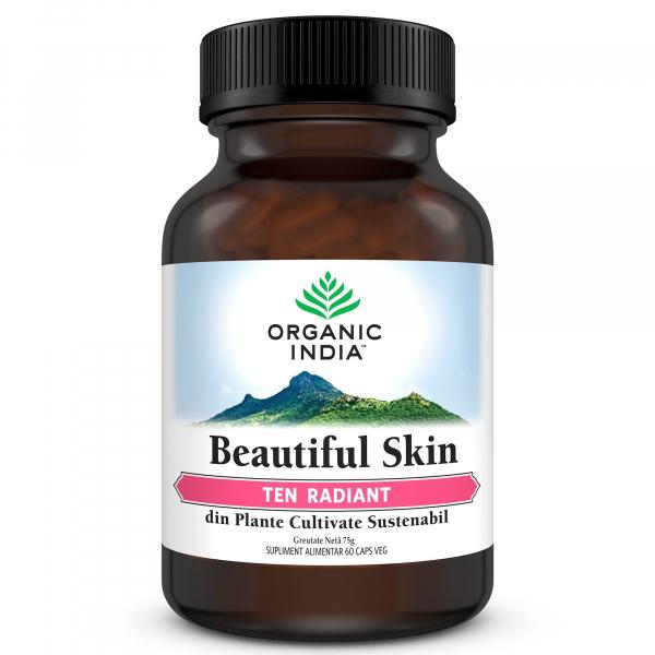 Organic India Beautiful Skin - Ten Radiant 0