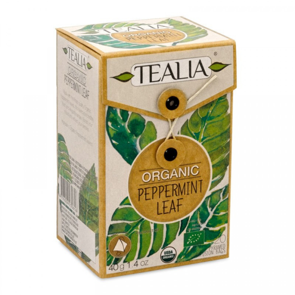 Organic peppermint ceai 20dz [0]
