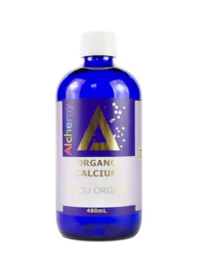 Calciu ionic organic, Organo Calcium, Alchemy, 480mL, Aghoras Invent 0