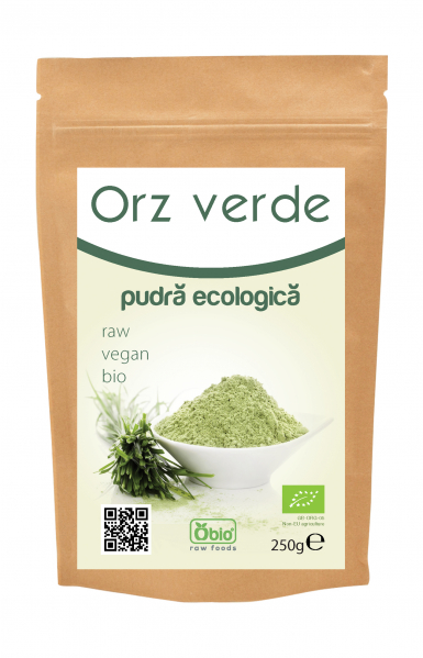 Orz verde pulbere eco 250g 0
