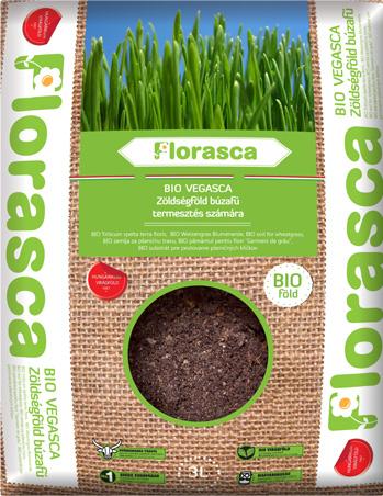 Pamant ecologic pentru iarba de grau 3 L 0