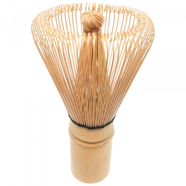 Pamatuf din bambus pentru ceaiul matcha 0