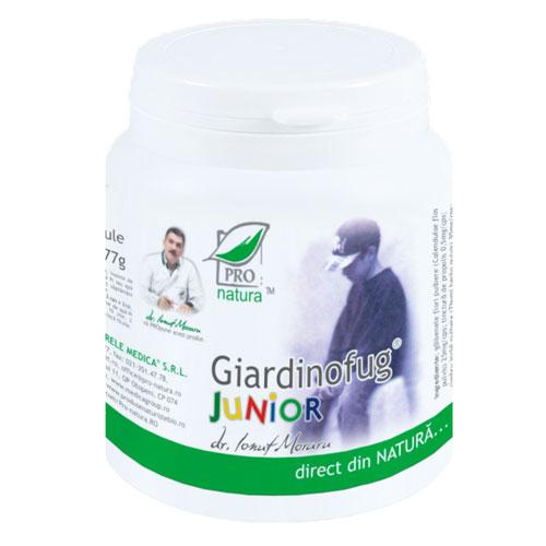 Parazitol junior, 250 capsule, Medica 0