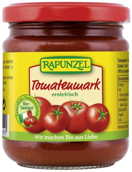 Pastă de tomate bio 22%  200g 0