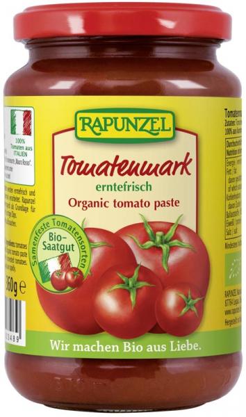 Pastă de tomate bio 360g 0