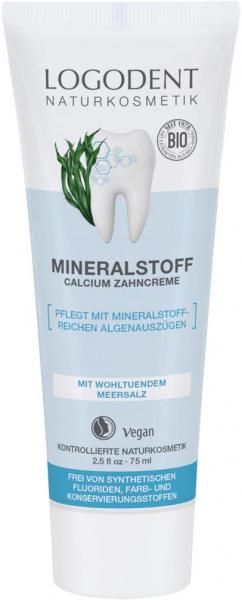 Pasta de dinti gel cu calciu mineral 0