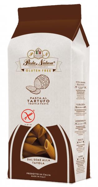 Paste casarecce cu trufe fara gluten 250g, Pasta Natura 0