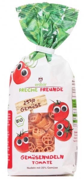 Paste pentru copii cu rosii bio 300g 0