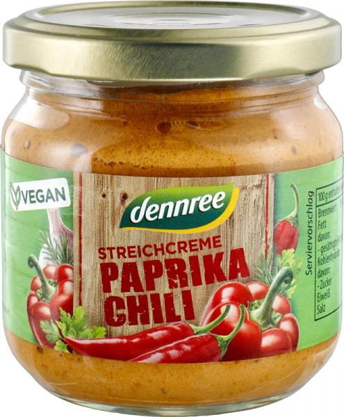 Pate vegetal bio cu ardei si chili 0