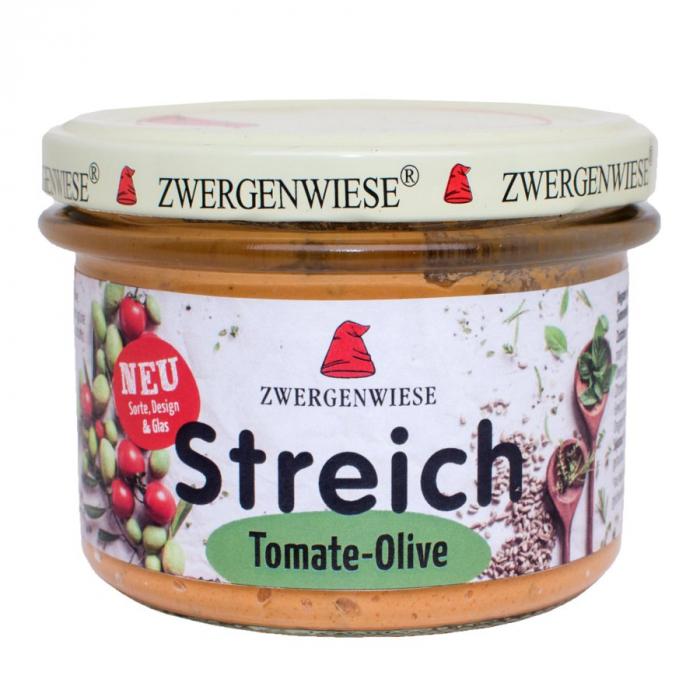Pate vegetal cu tomate si masline [0]
