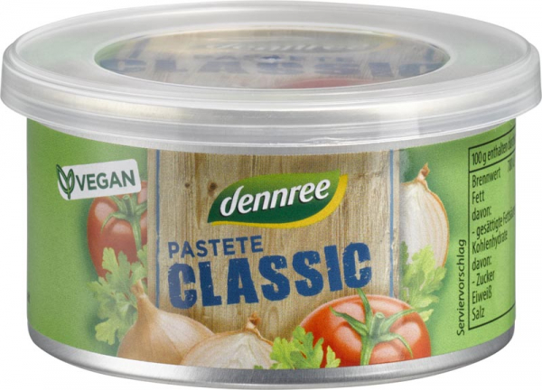 Pate vegetal ecologic [0]