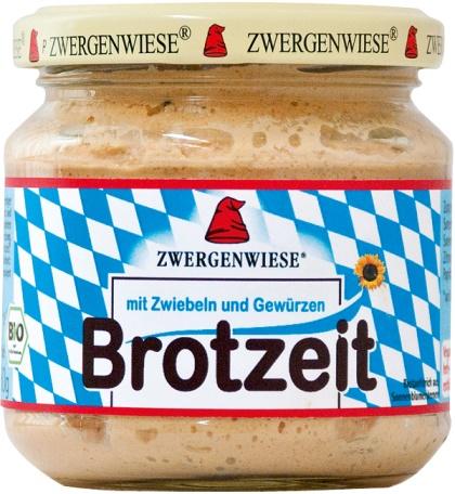 Pate vegetal Zwergenwiese cu ceapa si condimente FARA GLUTEN 0