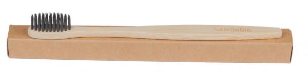 Set 4 periute de dinti din bambus 2