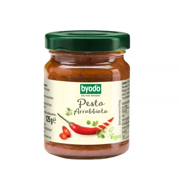 Pesto bio Arrabbiata 0