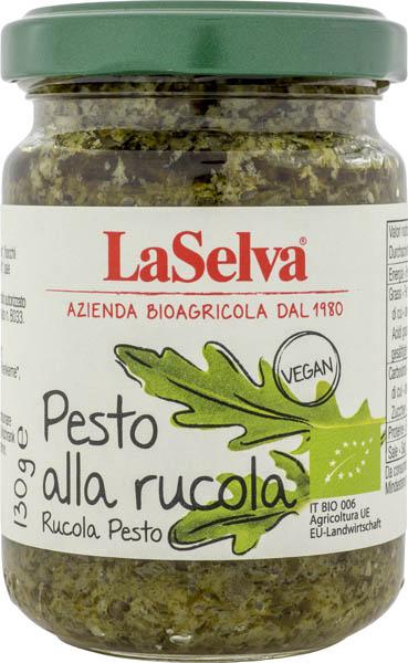 Pesto cu rucola bio 0