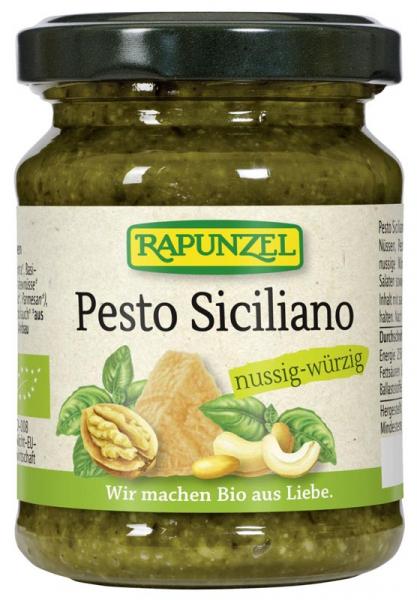 Pesto Siciliano Bio 0