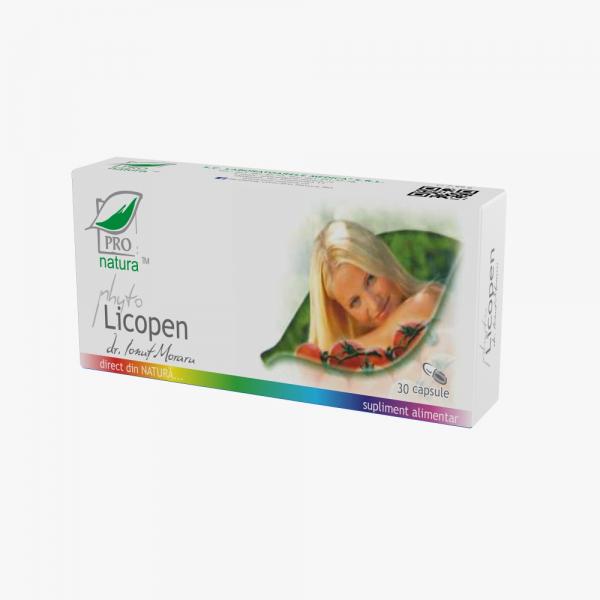 Phyto Licopen, 30 capsule, Medica 0