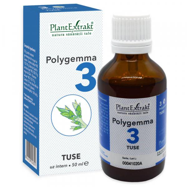 Polygemma 3, Tuse, 50 ml, Plant Extrakt [0]
