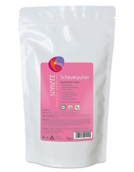 Praf de curatat ecologic 1kg Sonett 0