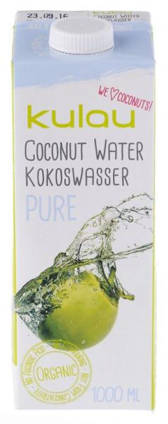 Apa de cocos Pure bio 1L 0