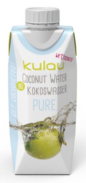 Apa de cocos Pure bio 330ml 0