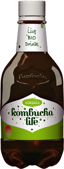 Kombucha Life clasic BIO 330ml 0