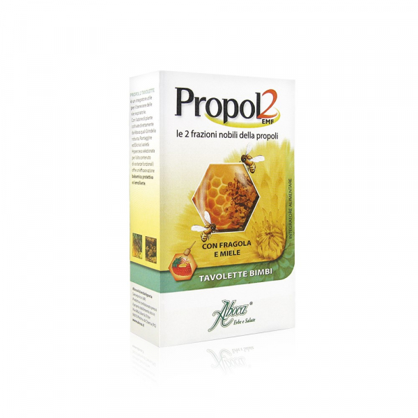 Propol2 Bambini, 45 tablete, Aboca 0