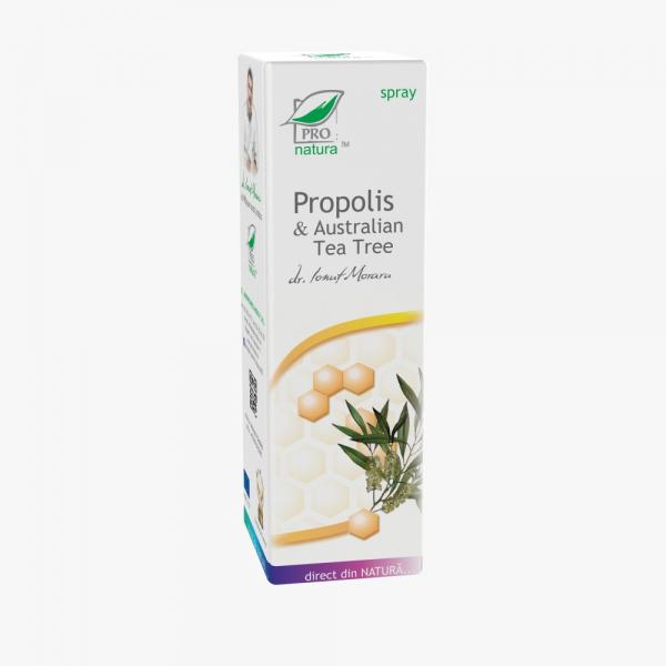 Propolis & Australian Tea Tree spray, 100 ml, Medica [0]