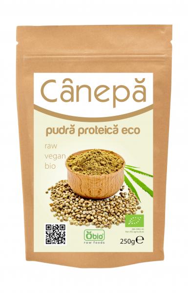 Canepa pudra proteica eco 250g 0