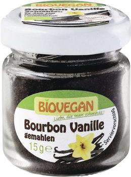 Pudra de Bourbon vanilie ecologica 0