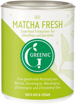 Pudra Matcha Fresh pentru baut [0]