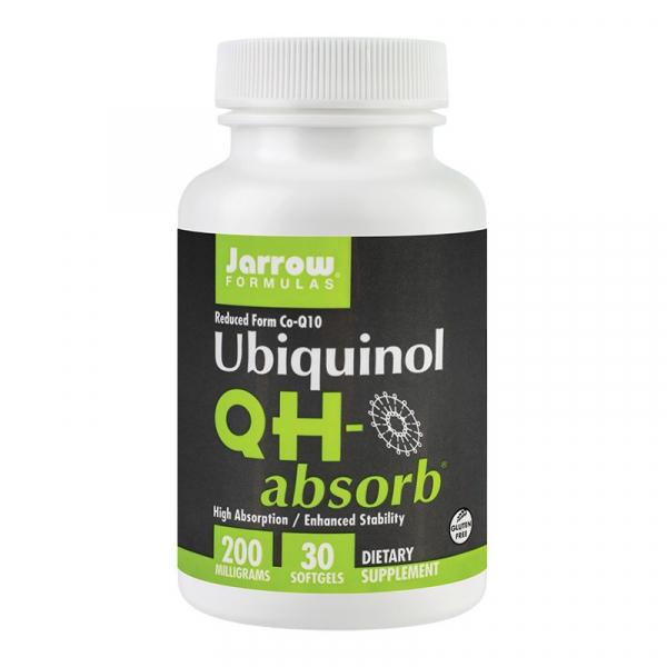 QH-Absorb 200mg Jarrow Formula, 30 capsule 0