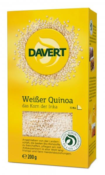 Quinoa alba bio 200g DAVERT 0
