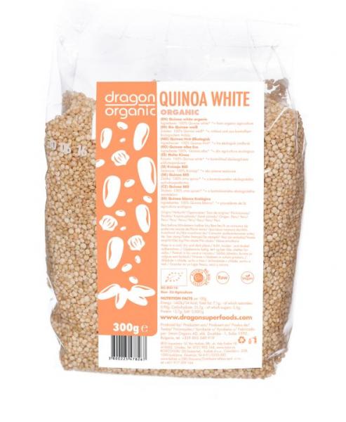 Quinoa alba bio 300g 0