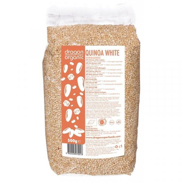 Quinoa alba bio 500g 0