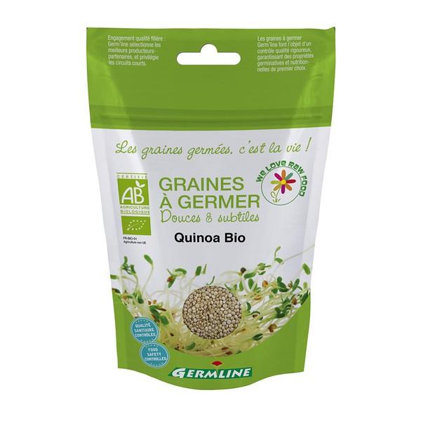Quinoa alba pt. germinat bio 200g 0