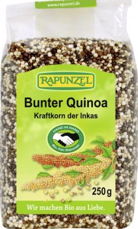 Quinoa colorata bio 0