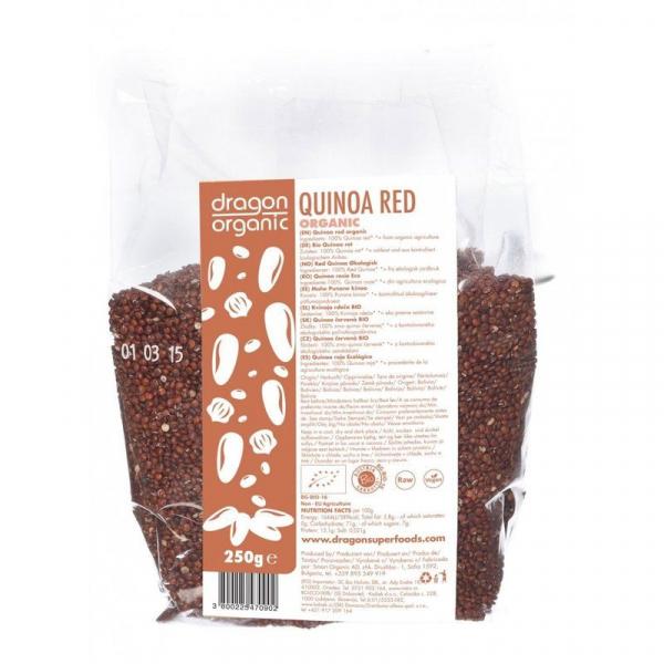 Quinoa rosie bio 250g 0