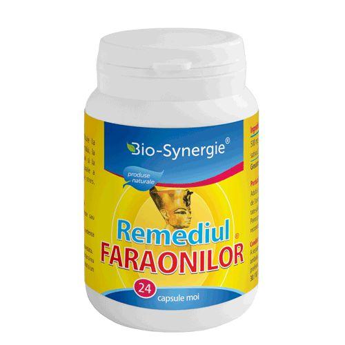 Remediul Faraonilor, 24 capsule, Bio-Synergie 0